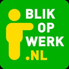 logo Blik op Werk